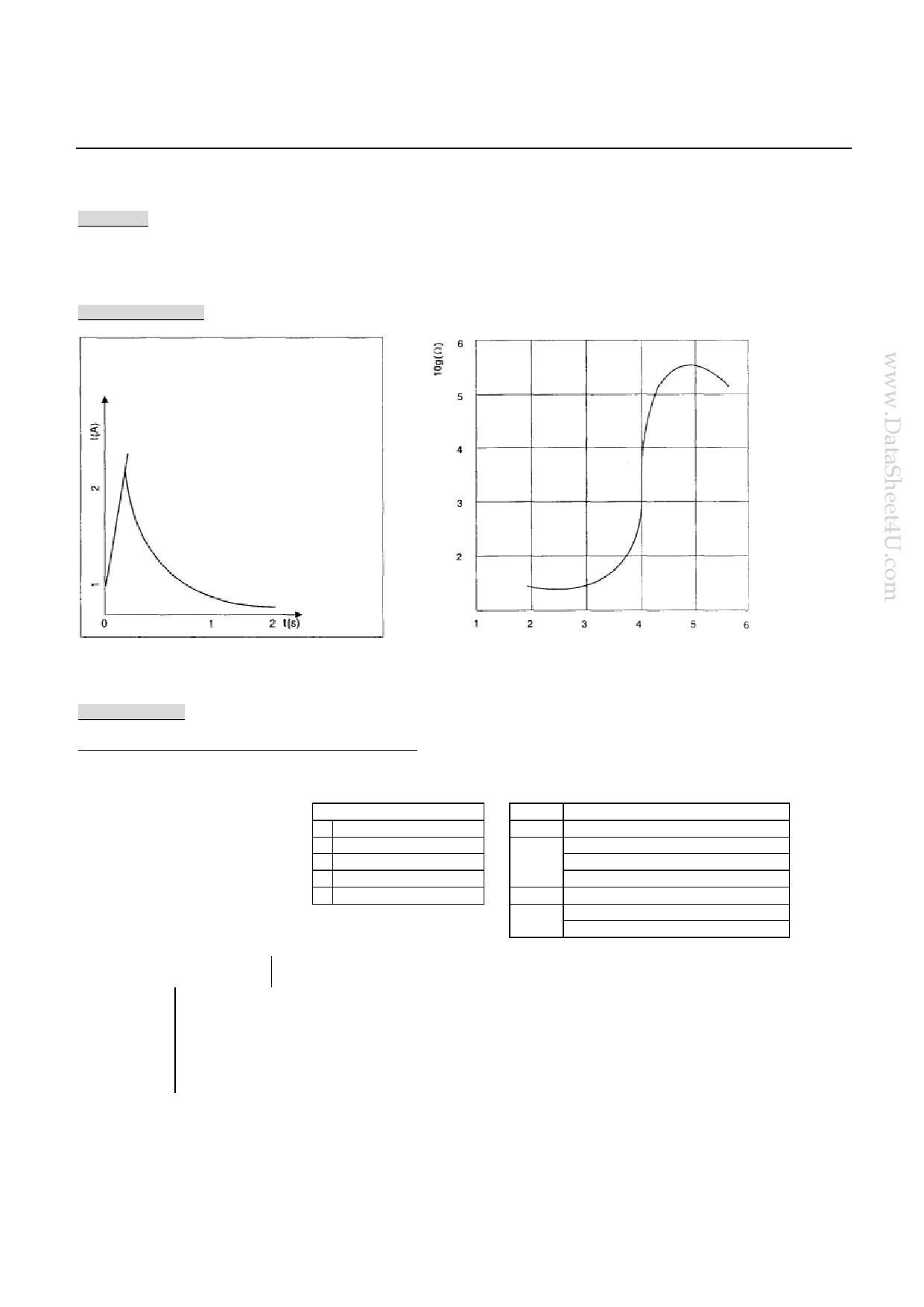 MZ73 18RM datasheet pdf pinout circuit #666666