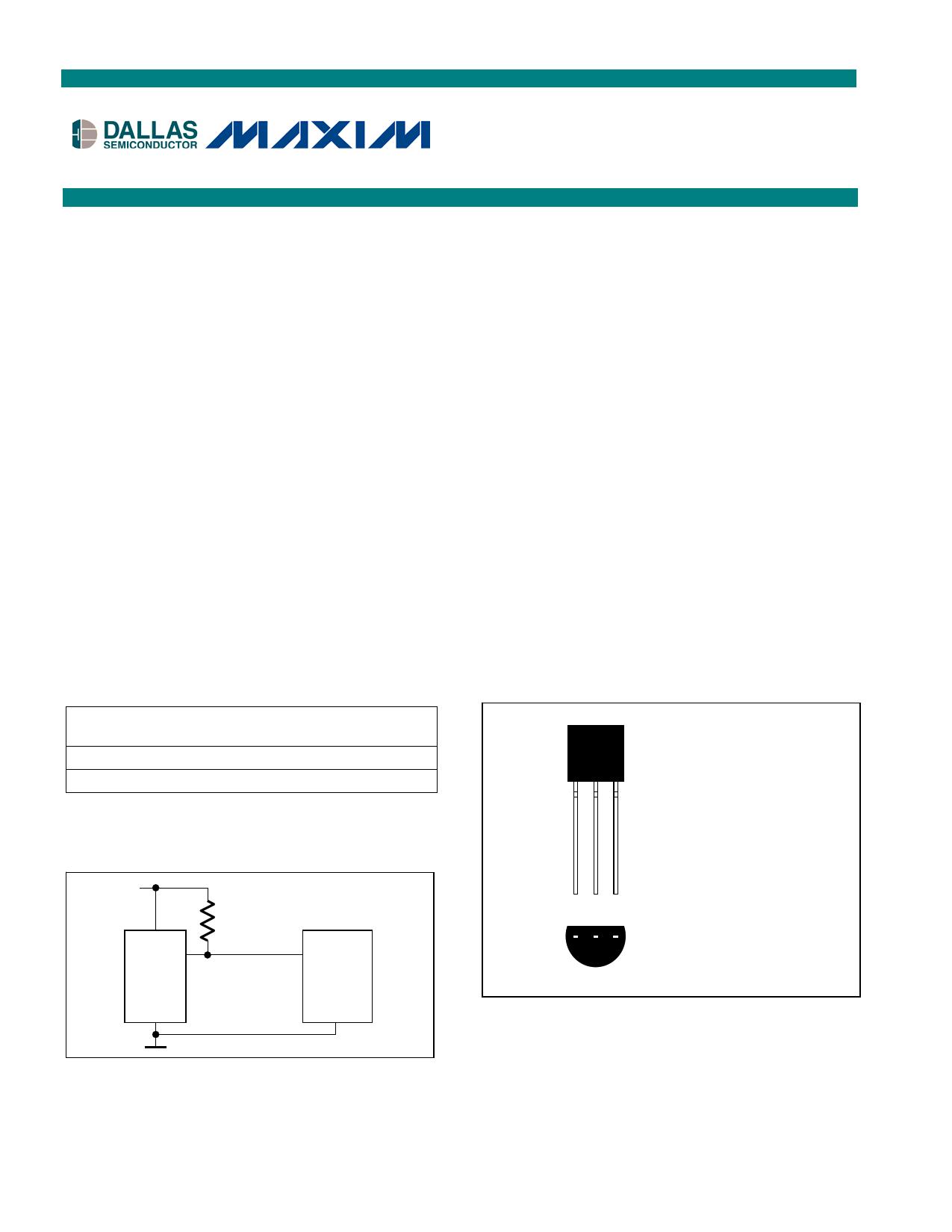 DS28EC20 دیتاشیت PDF