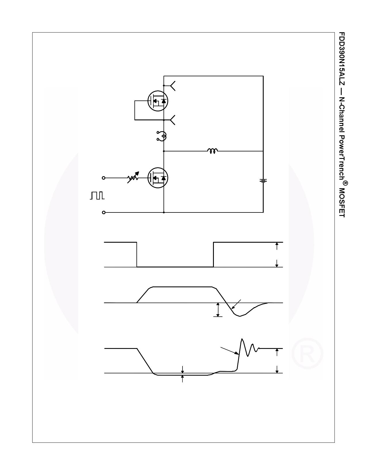 FDD390N15ALZ 전자부품, 판매, 대치품