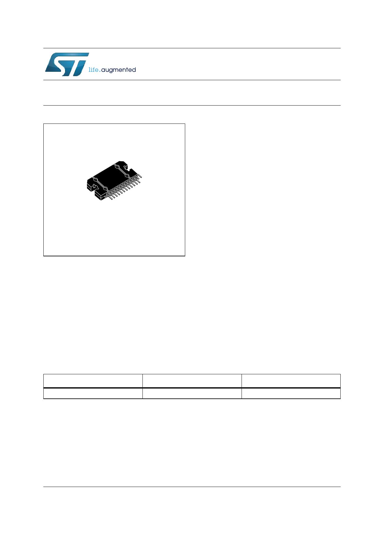 TDA7388 datasheet image