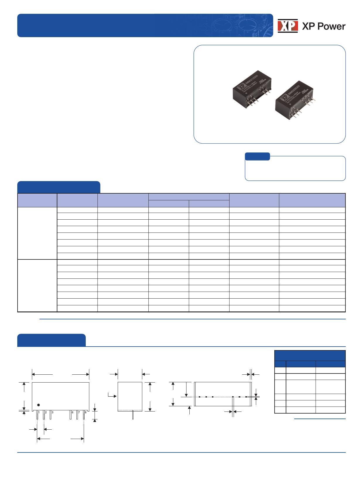 IMM0205S05 دیتاشیت PDF
