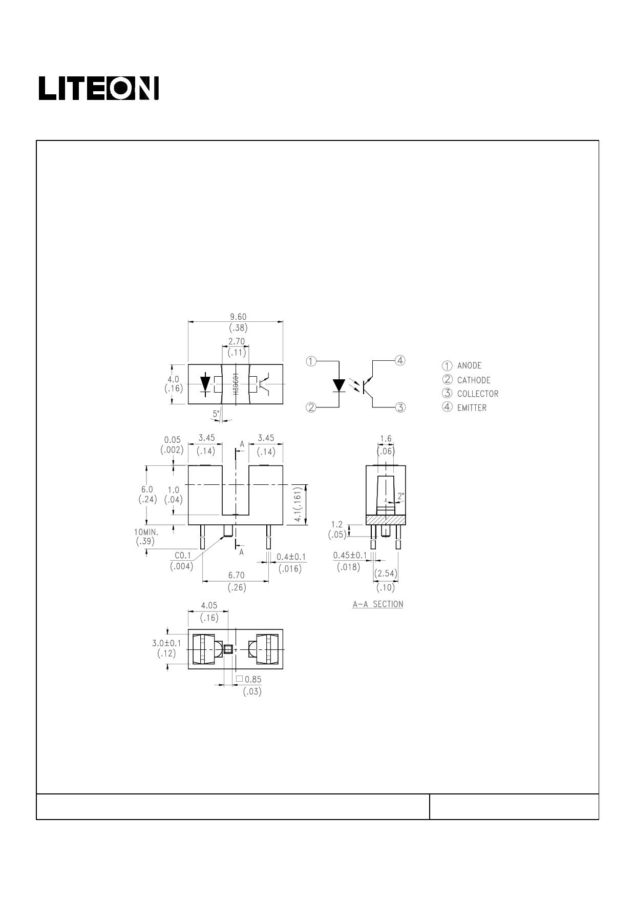 LTH-306-01 دیتاشیت PDF