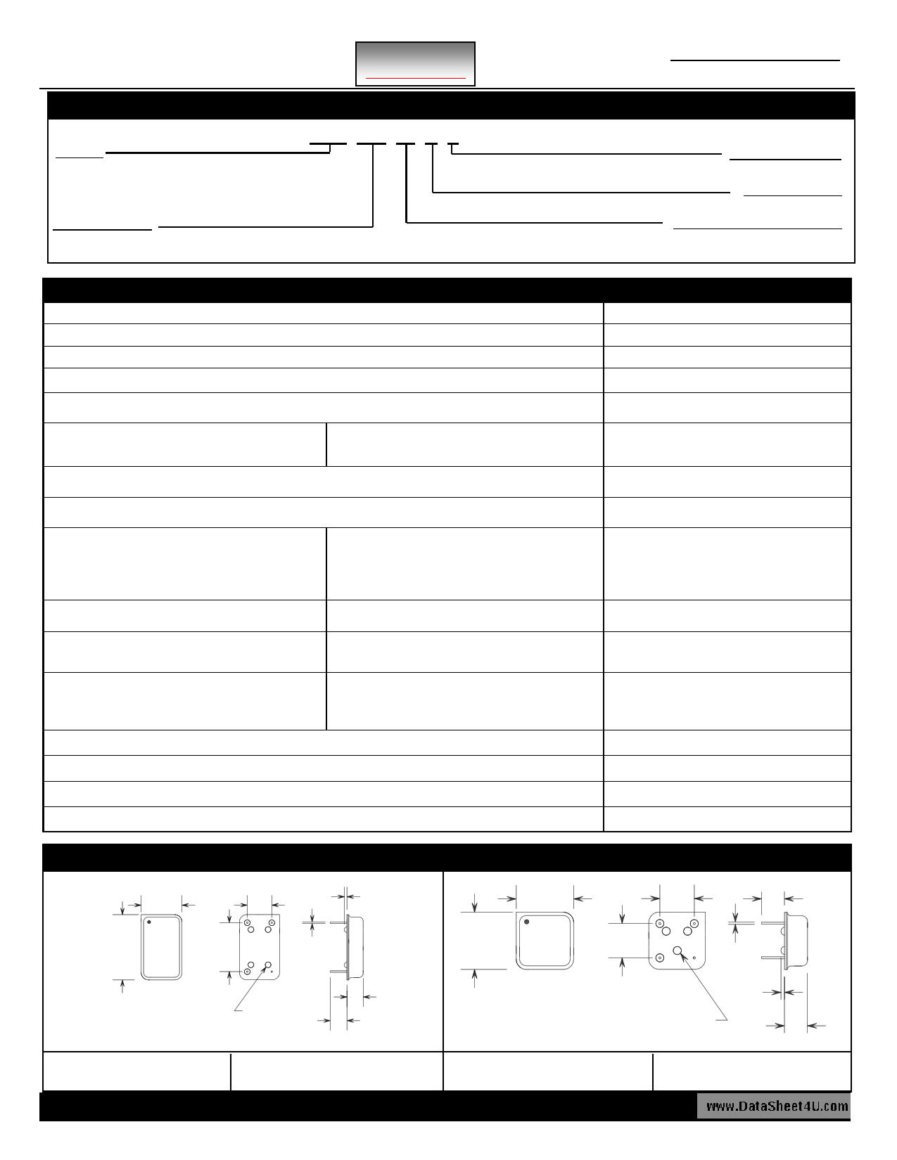 OAT3 datasheet