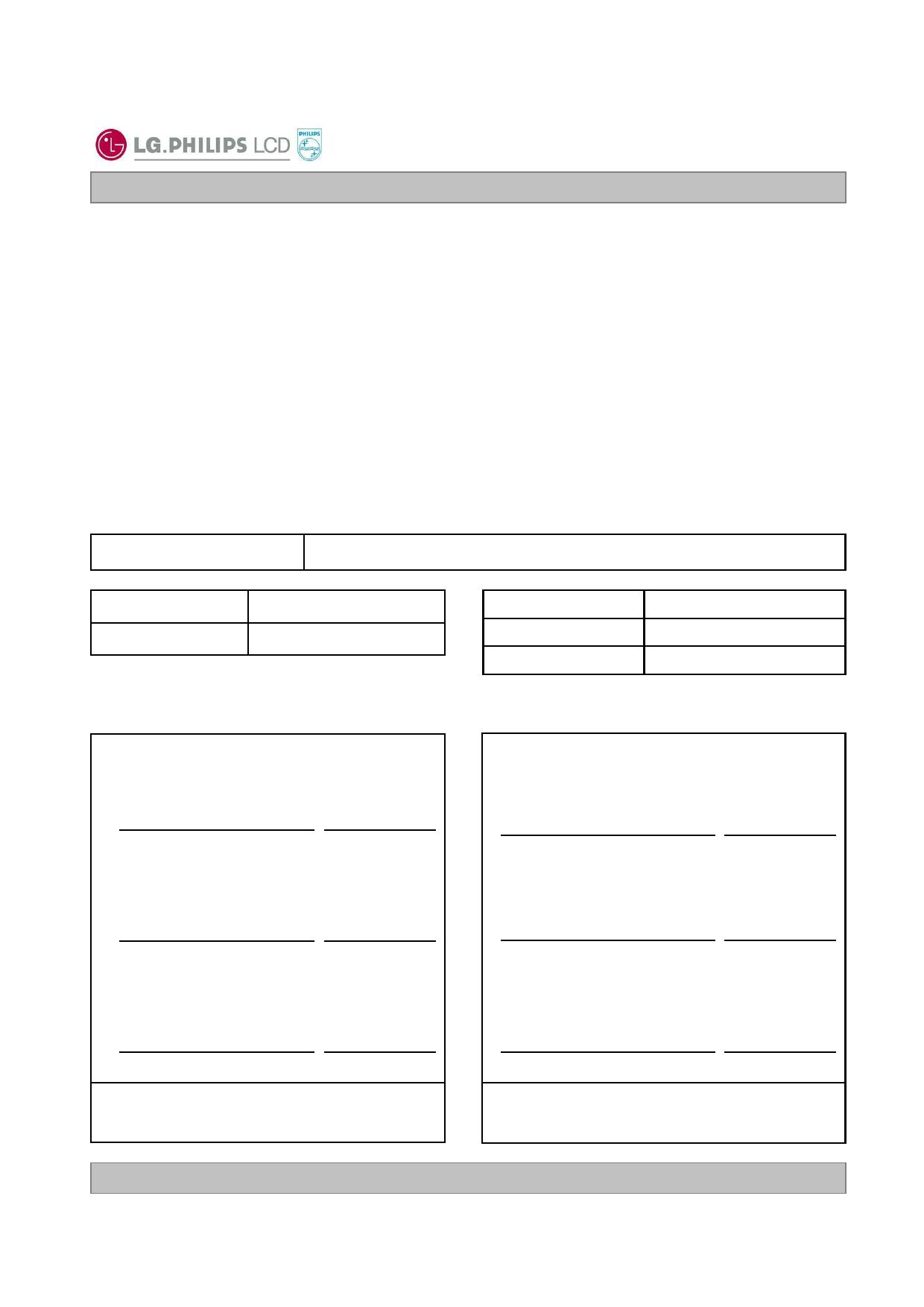 LC320WUN-SAA1 datasheet