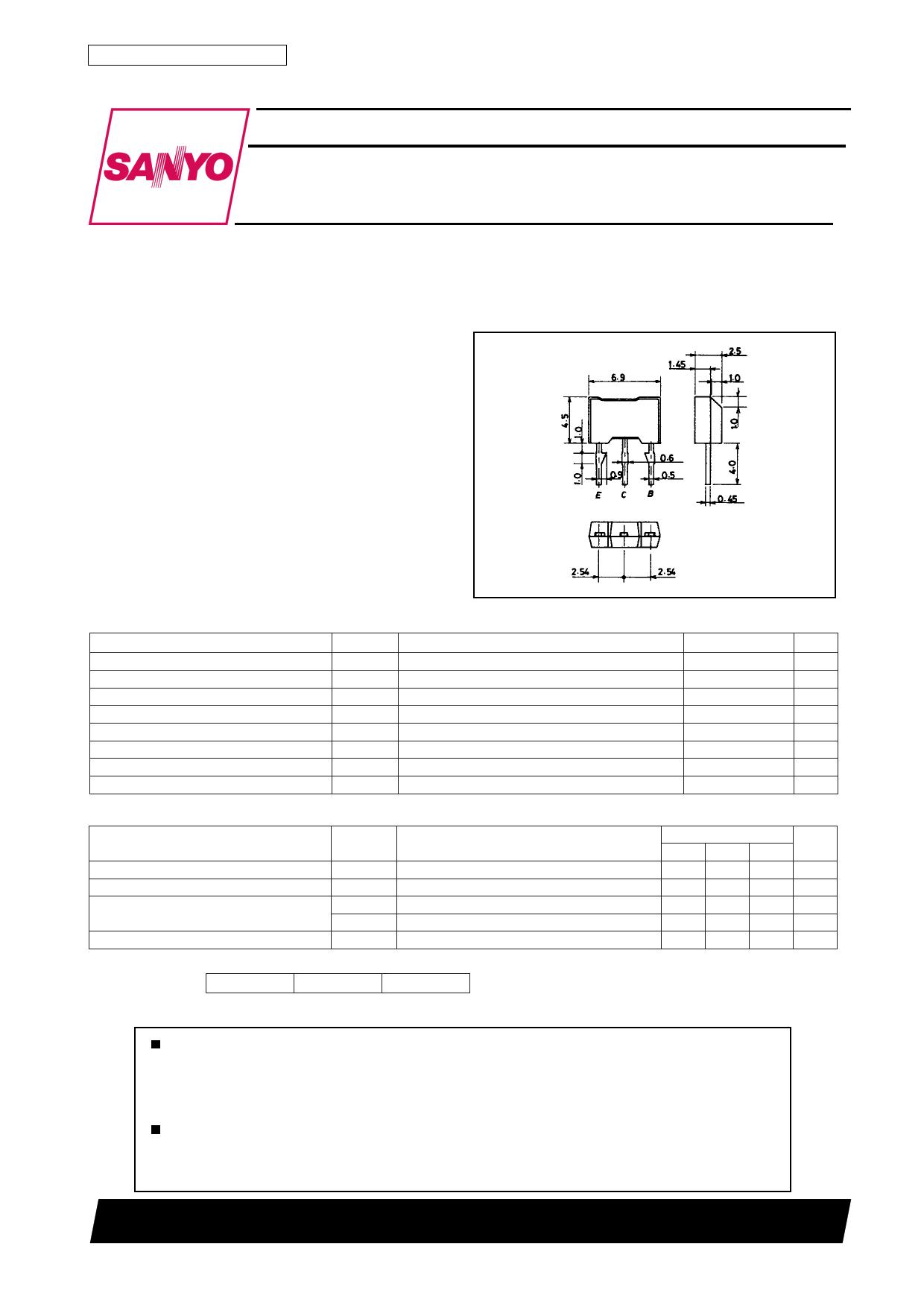 A1707 datasheet pinout