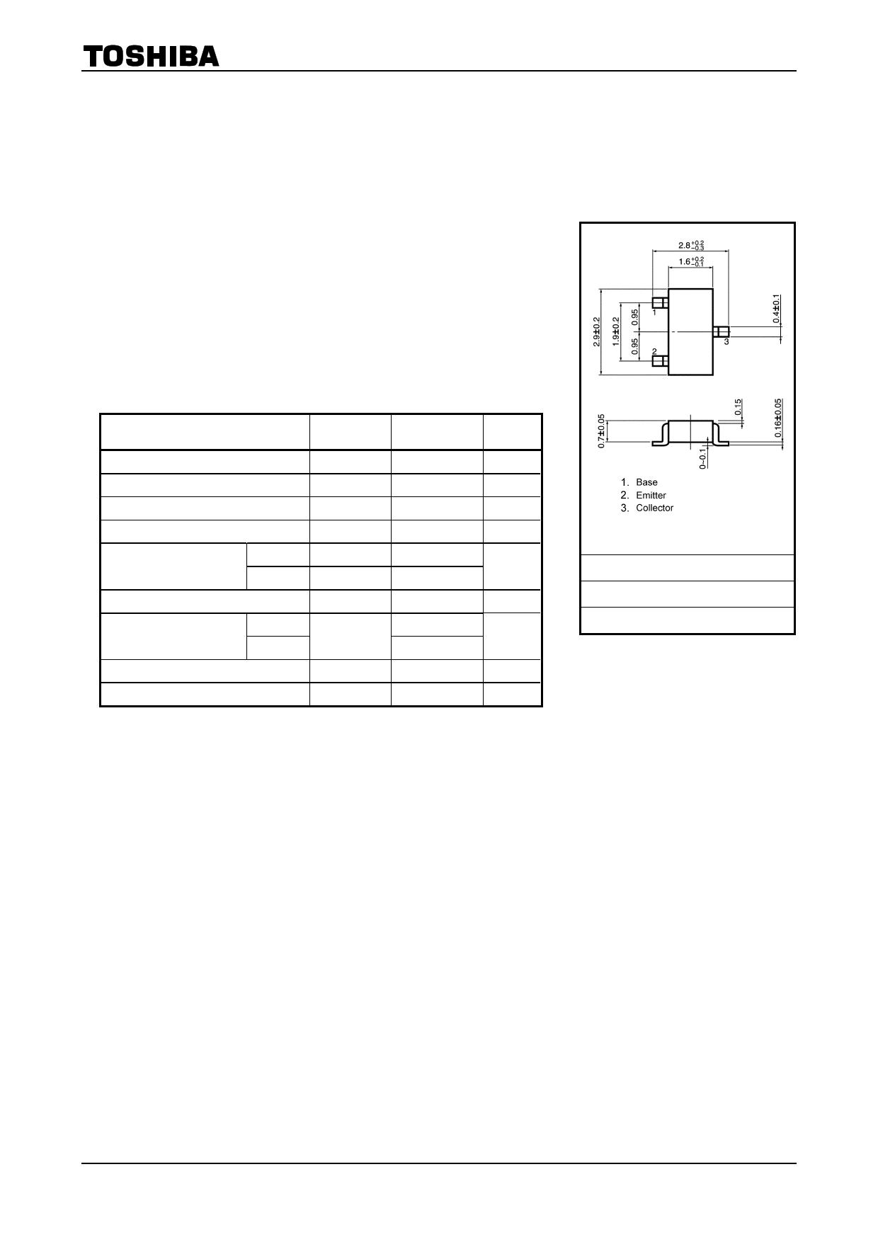 2SC5906 Datasheet
