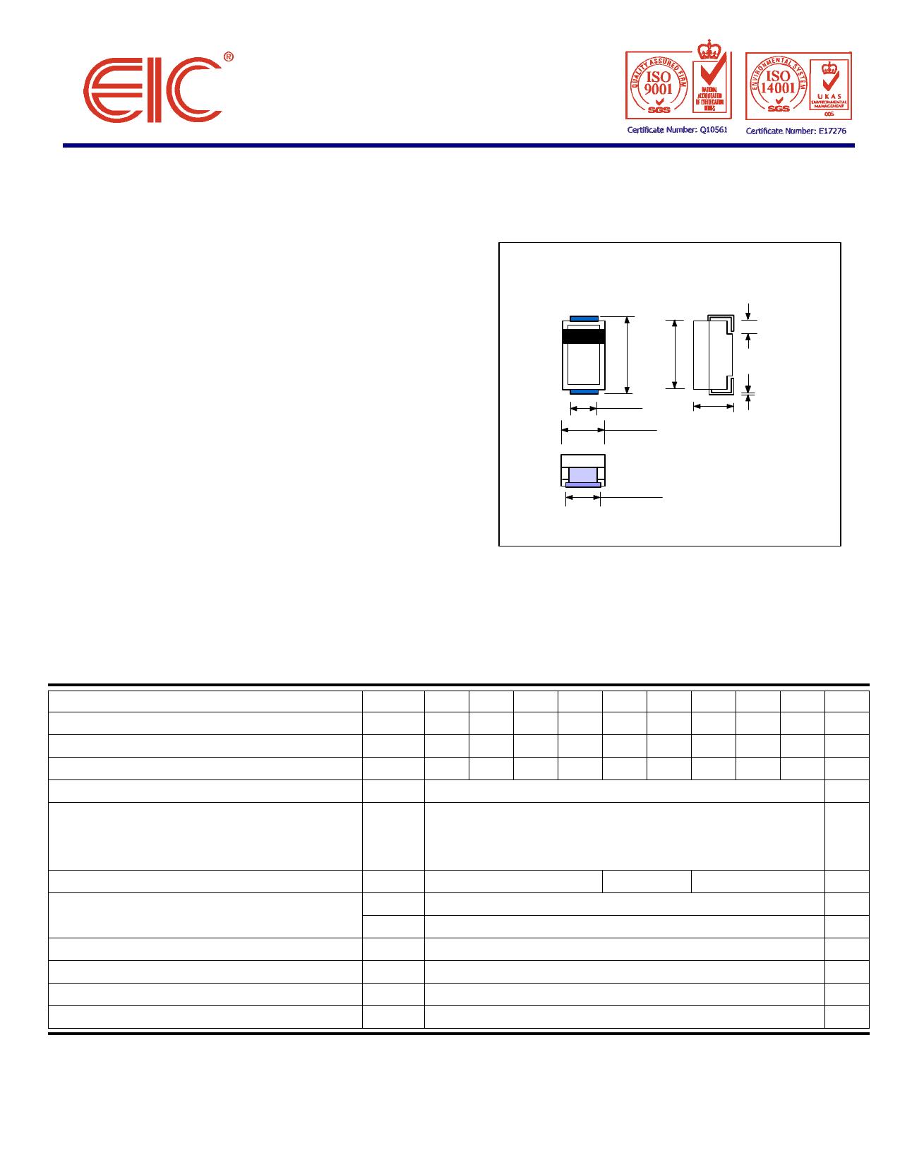 SS1M datasheet