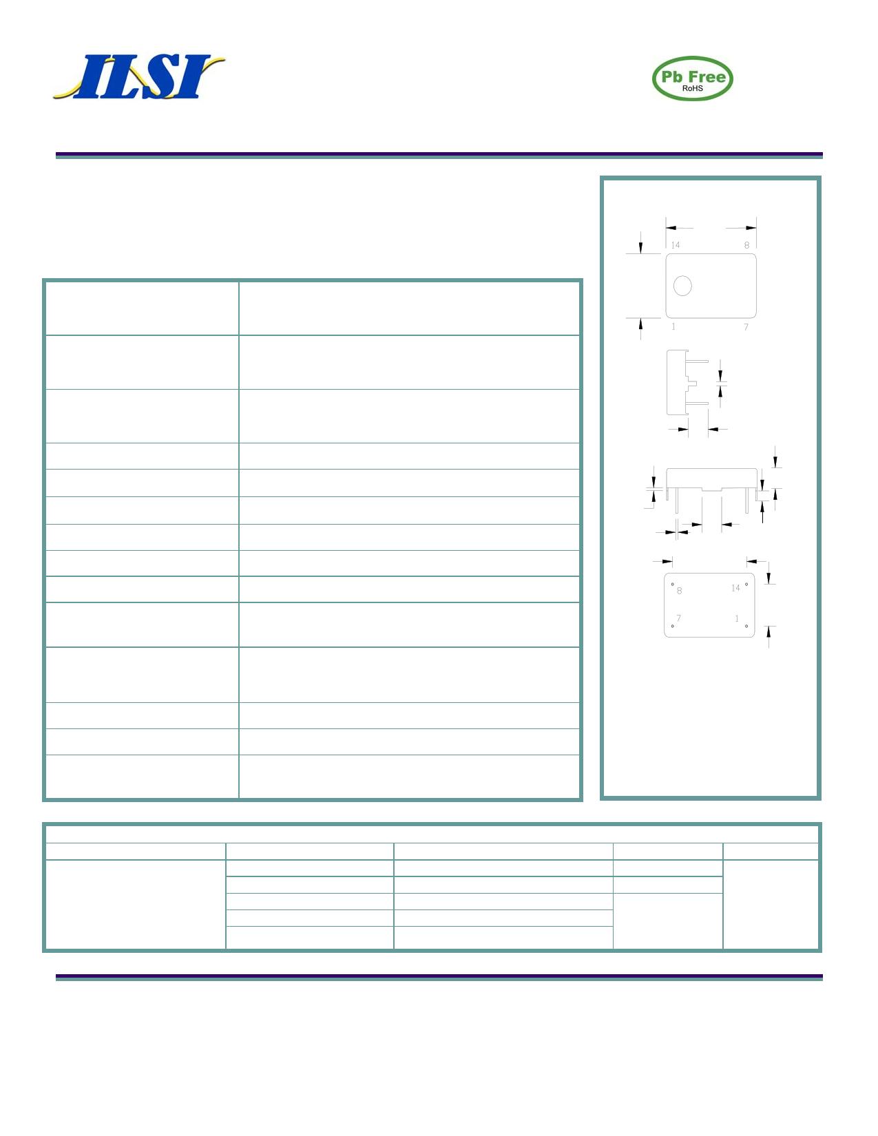 I121 datasheet