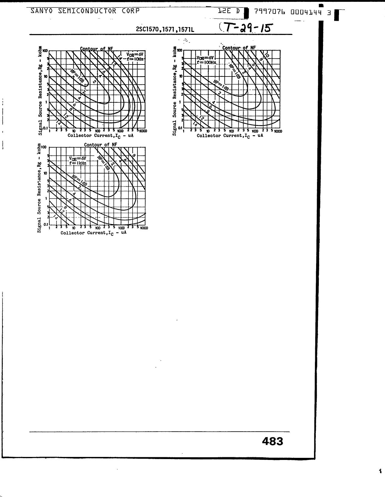 C1570 pdf, ピン配列