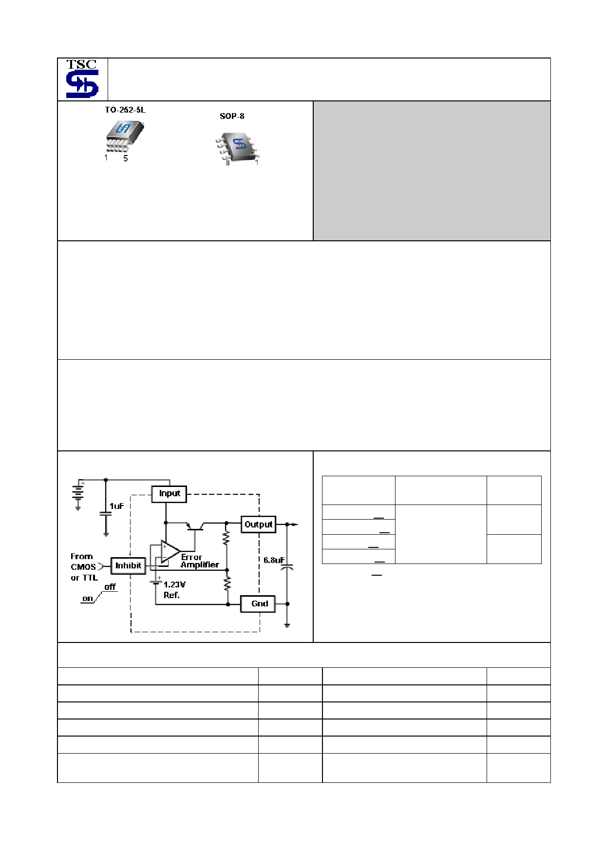 TS2938 Datasheet, TS2938 PDF,ピン配置, 機能