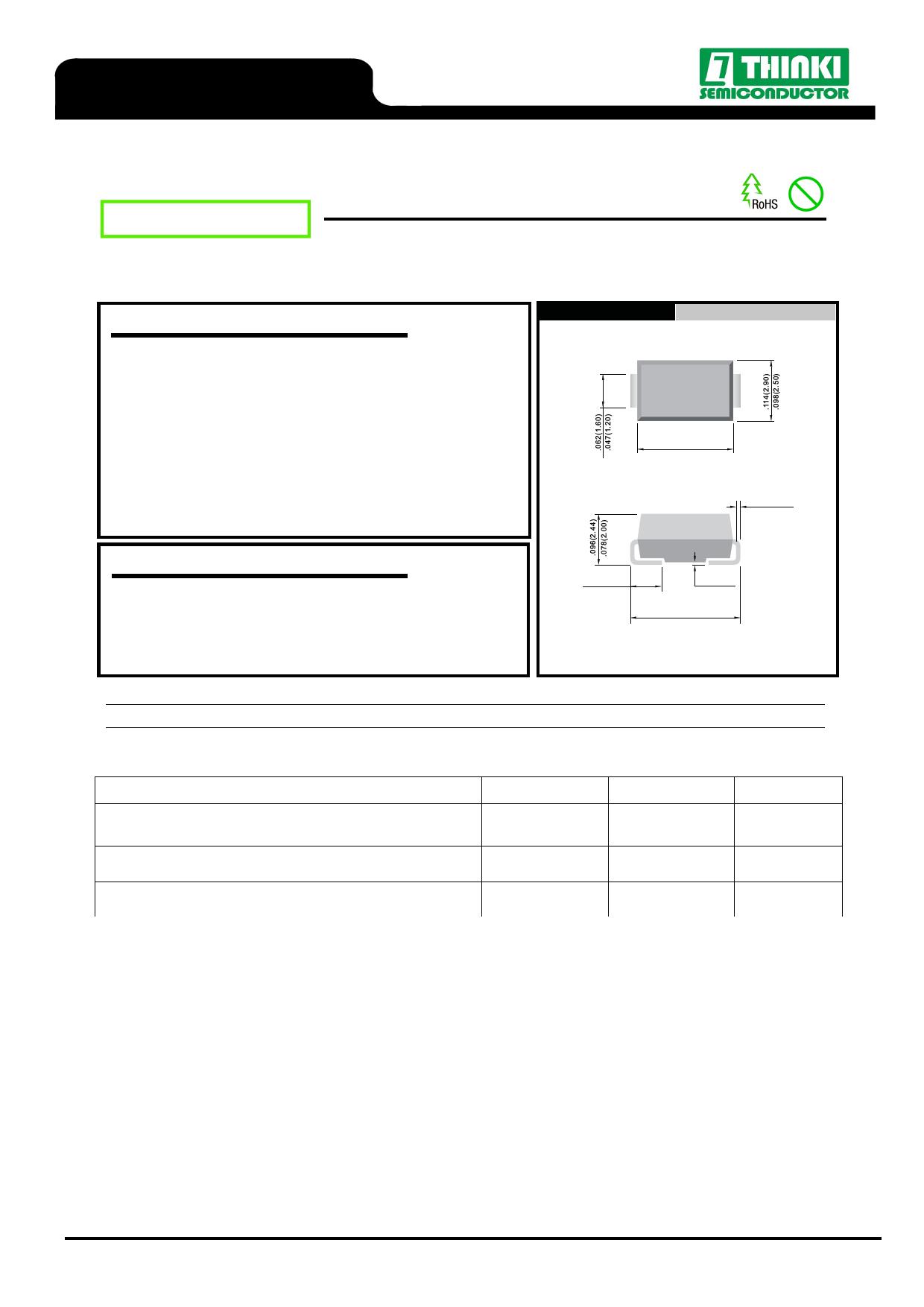 1SMA4747 datasheet