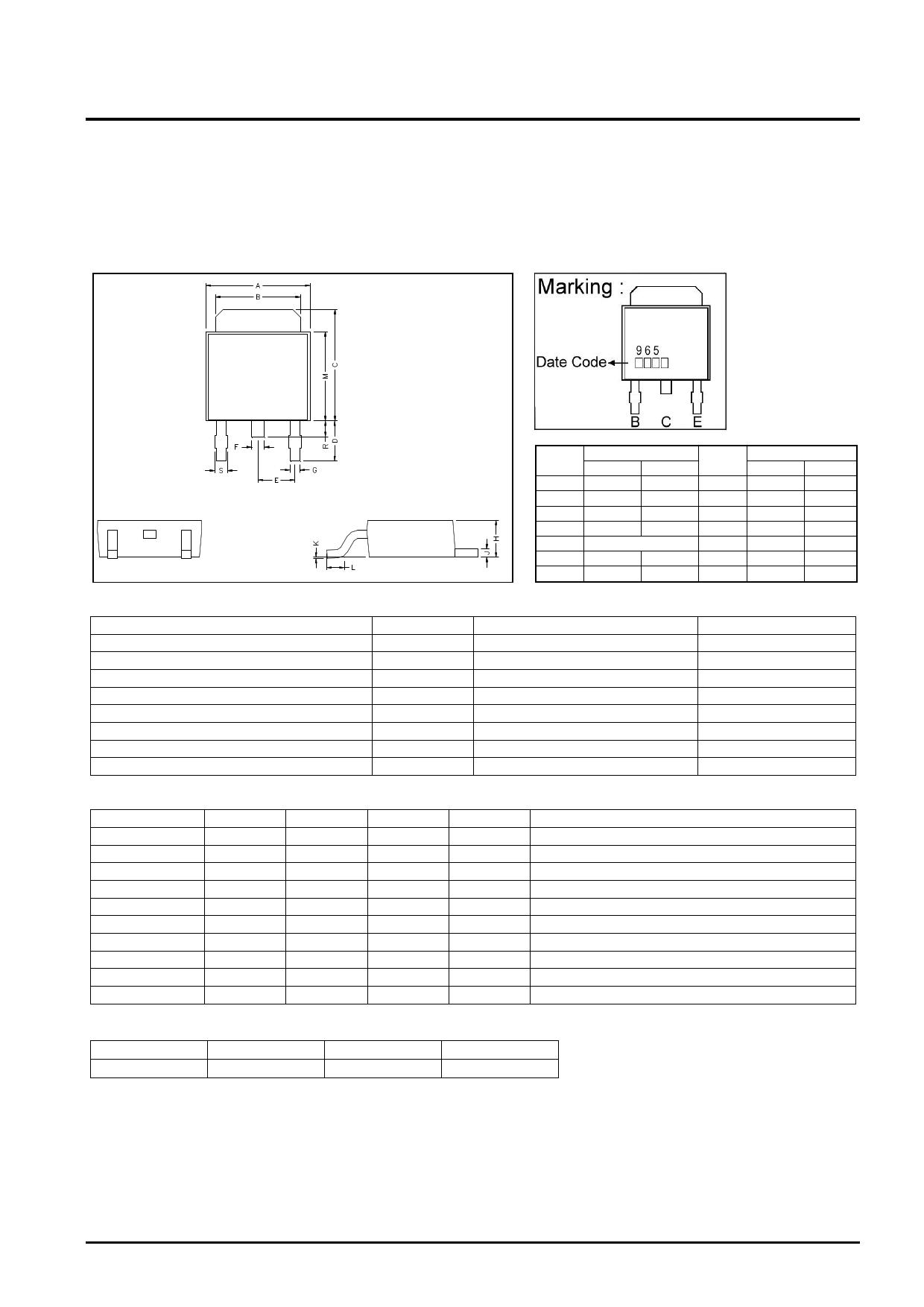 GJ965 دیتاشیت PDF