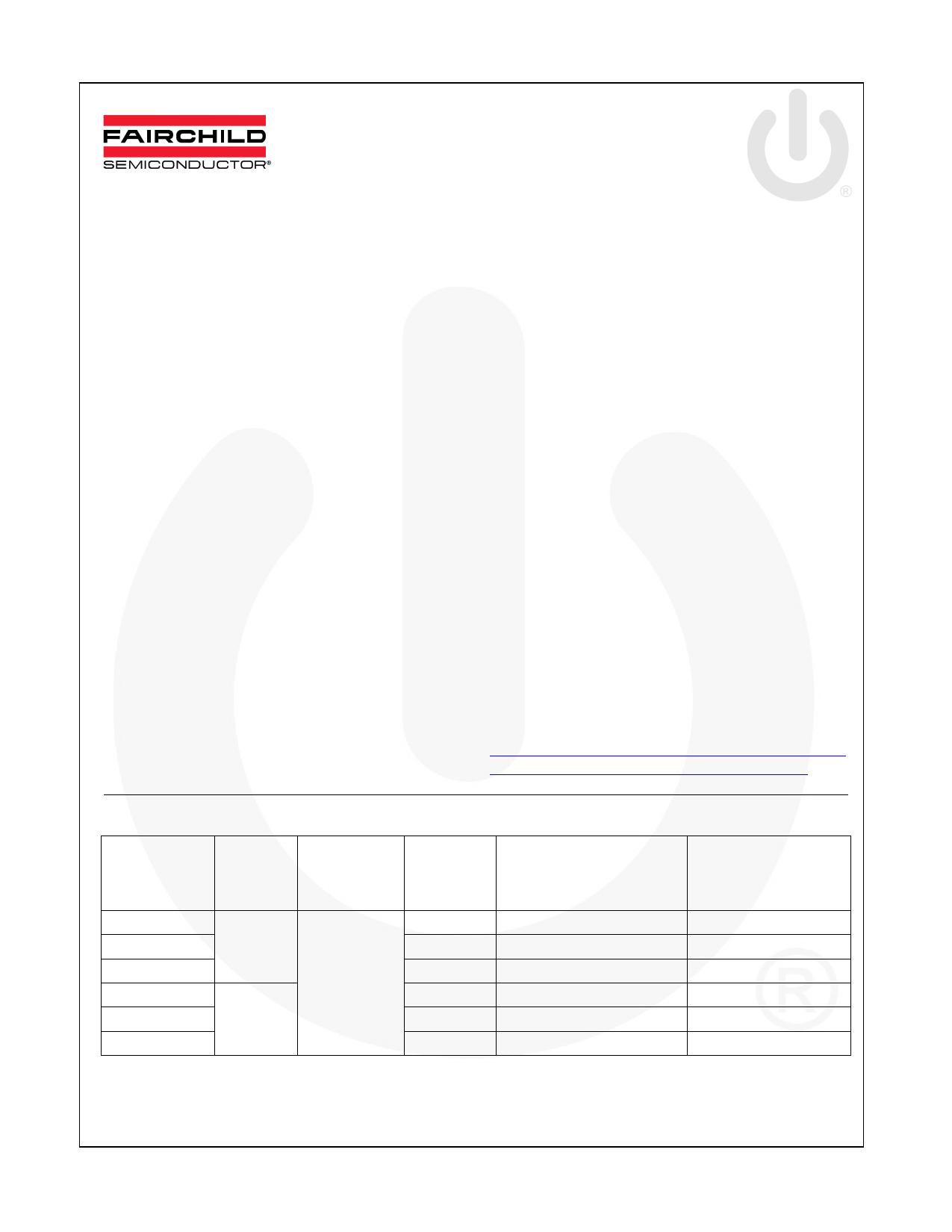 FSFR2100US datasheet