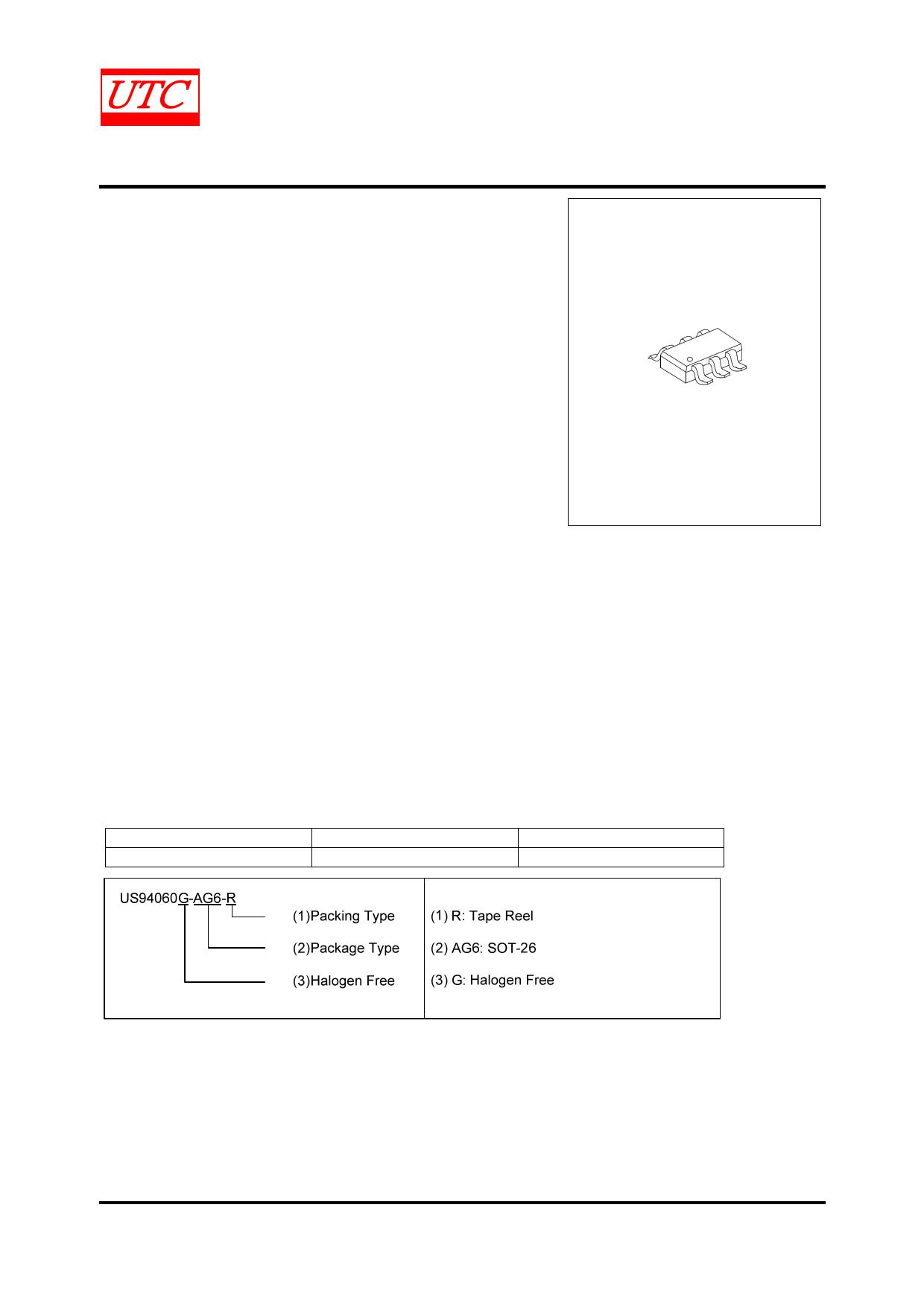 US94060 datasheet