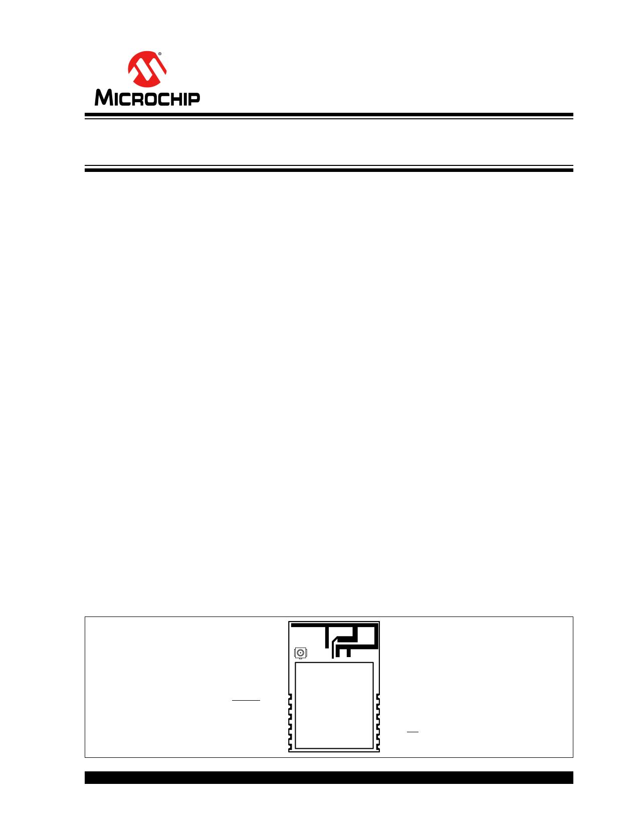 mrf24j40md datasheet pdf   pinout