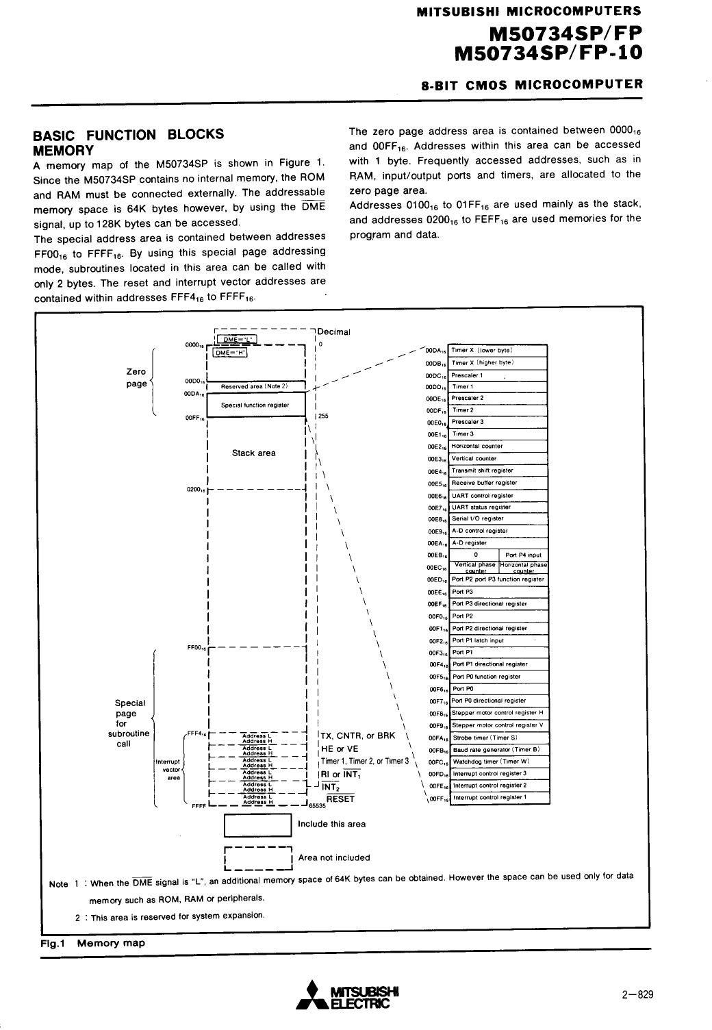 M50734FP pdf
