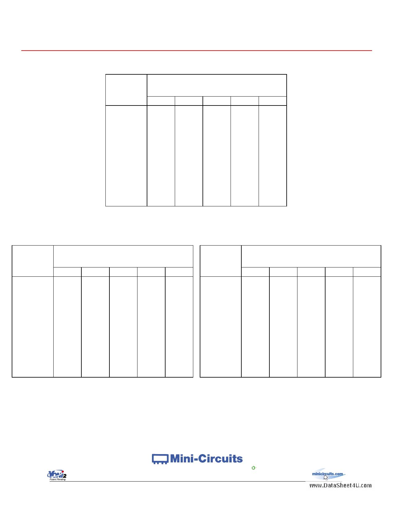 KSN-915A-119+ pdf