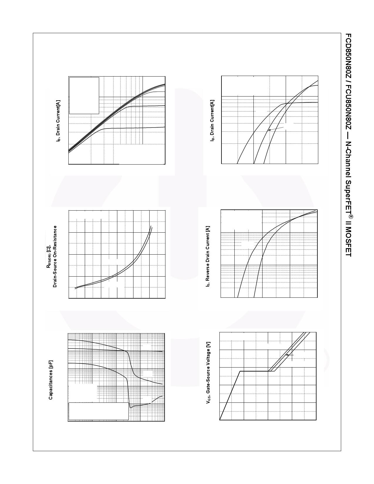 FCU850N80Z pdf, 電子部品, 半導体, ピン配列