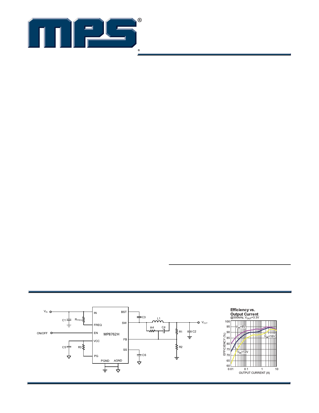 MP8762H datasheet