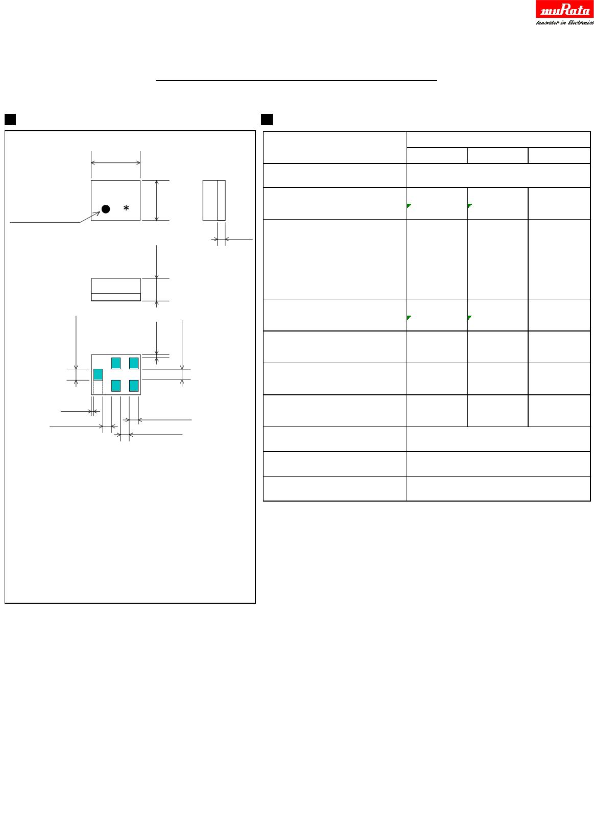 SAFFB751MFA0F0A 데이터시트 및 SAFFB751MFA0F0A PDF