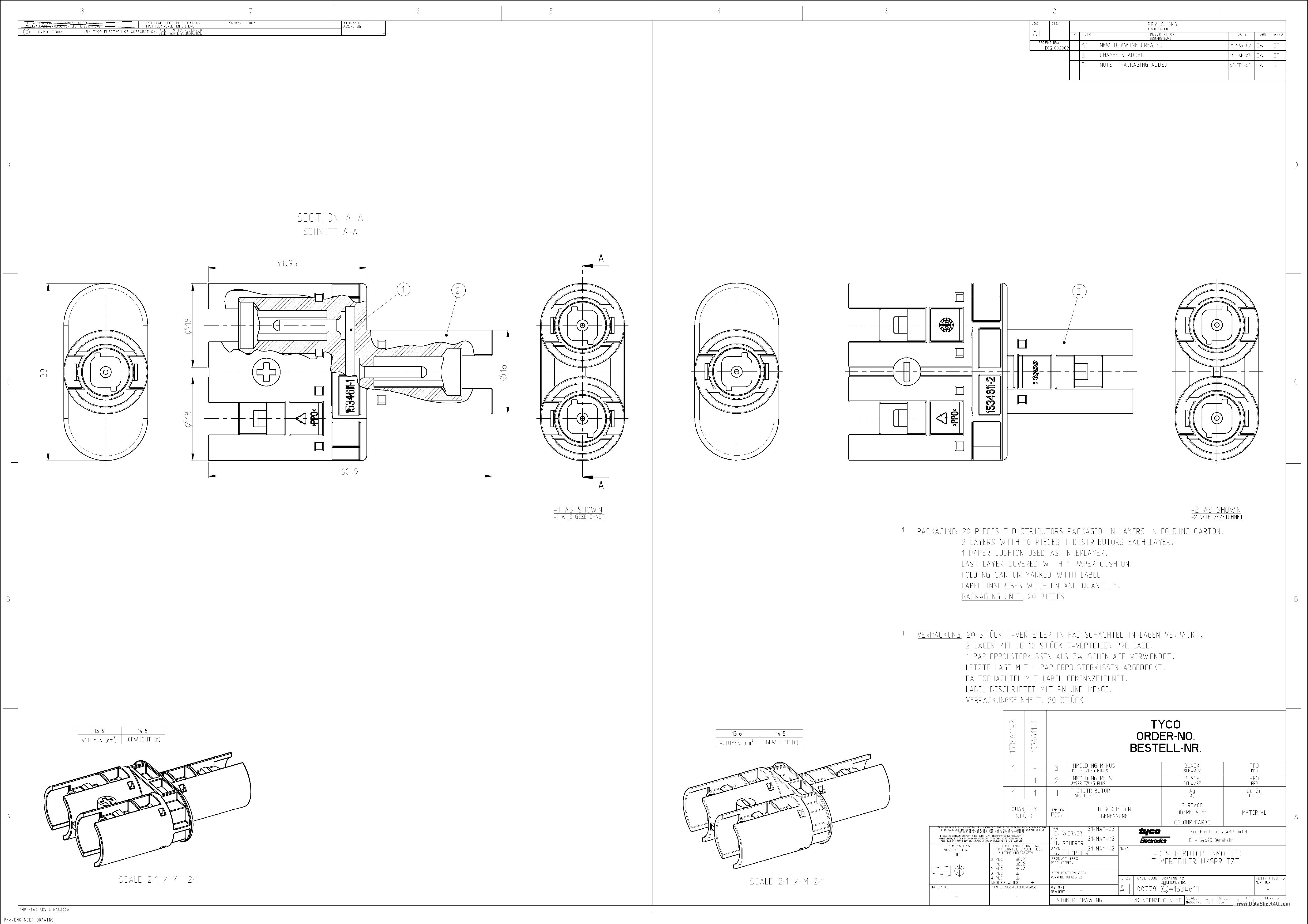 C-1534611 datasheet