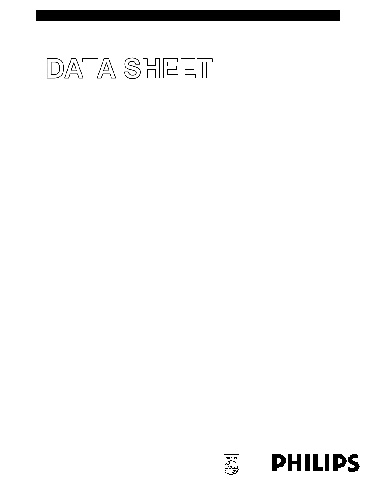 S80C652FFBB datasheet