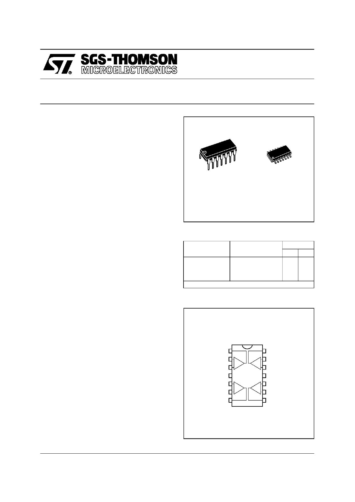 TS274AC Datasheet, TS274AC PDF,ピン配置, 機能