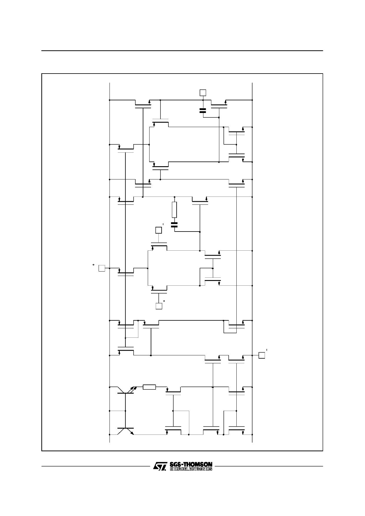 TS274AC pdf, ピン配列