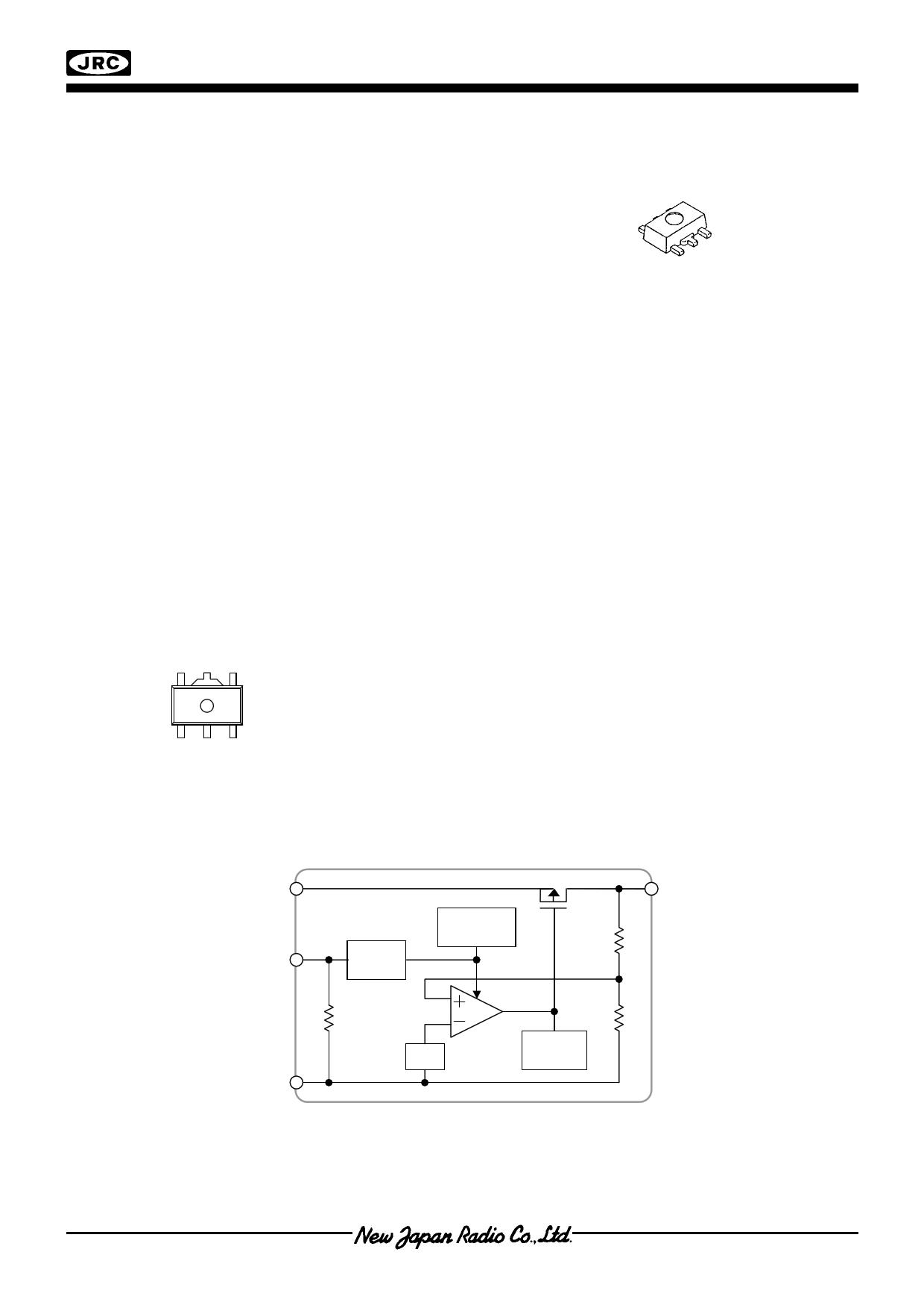 NJU7790 دیتاشیت PDF
