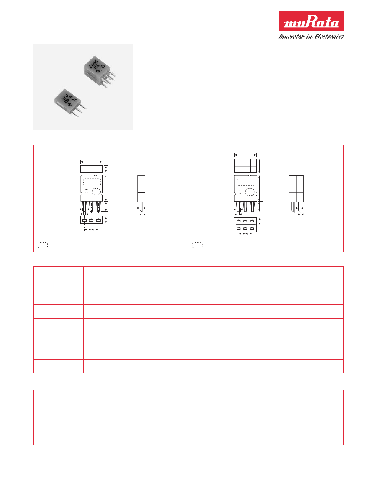 SFZ455JL datasheet