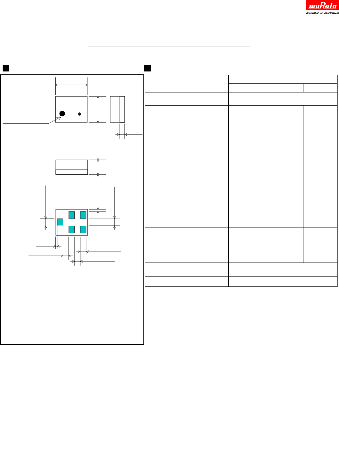 SAFFB710MAA0F0A 데이터시트 및 SAFFB710MAA0F0A PDF