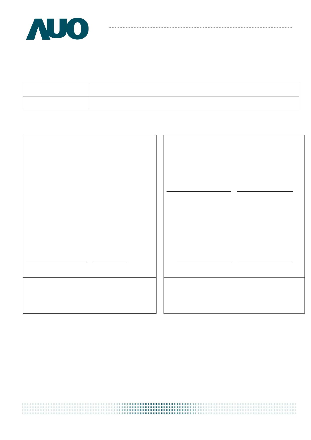 G084SN03-V1 دیتاشیت PDF
