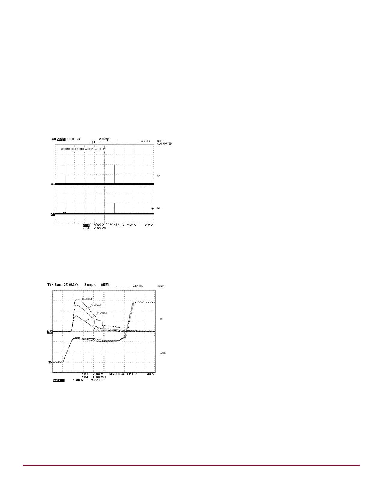 HV100K5 電子部品, 半導体