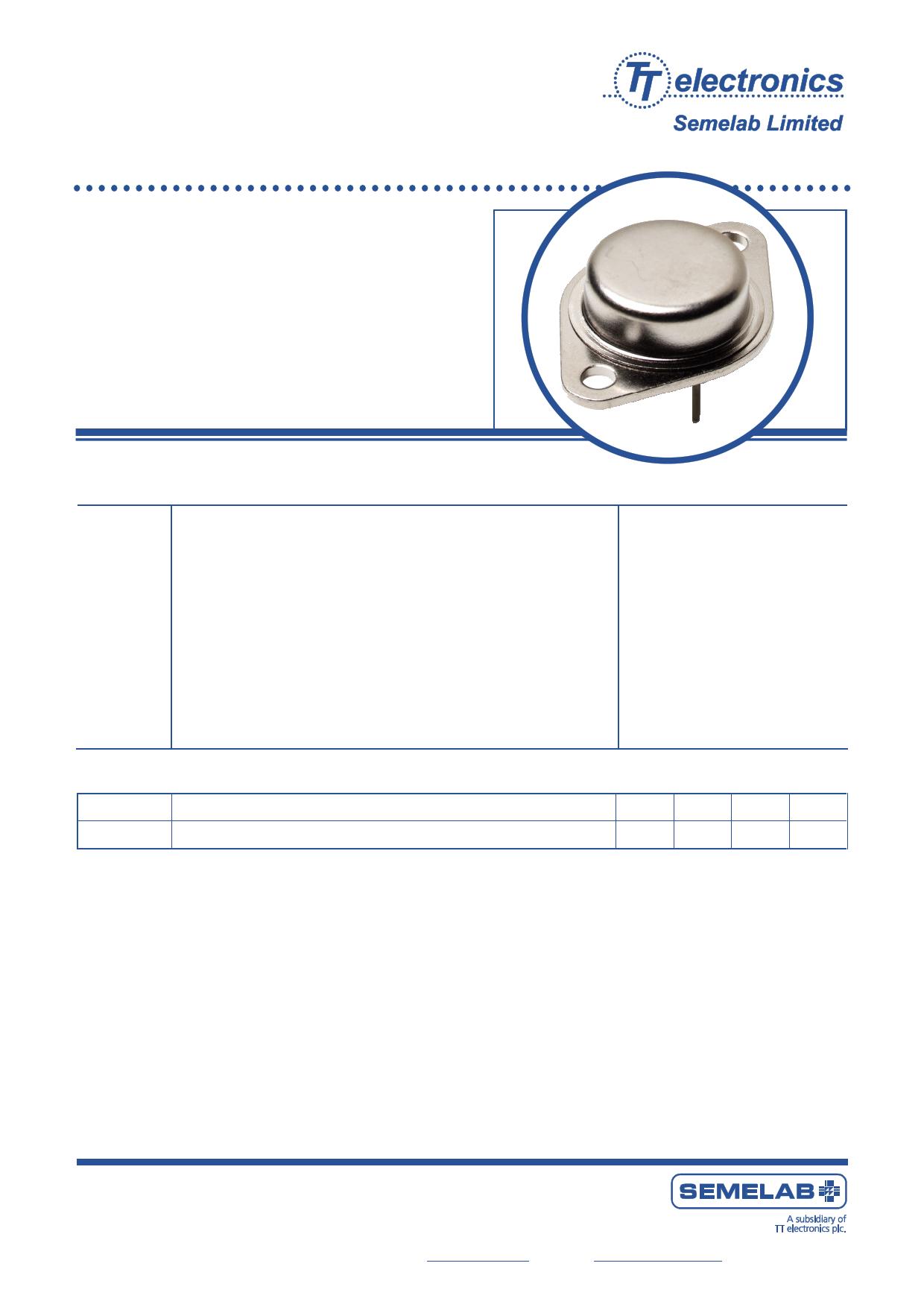 2N4913 دیتاشیت PDF