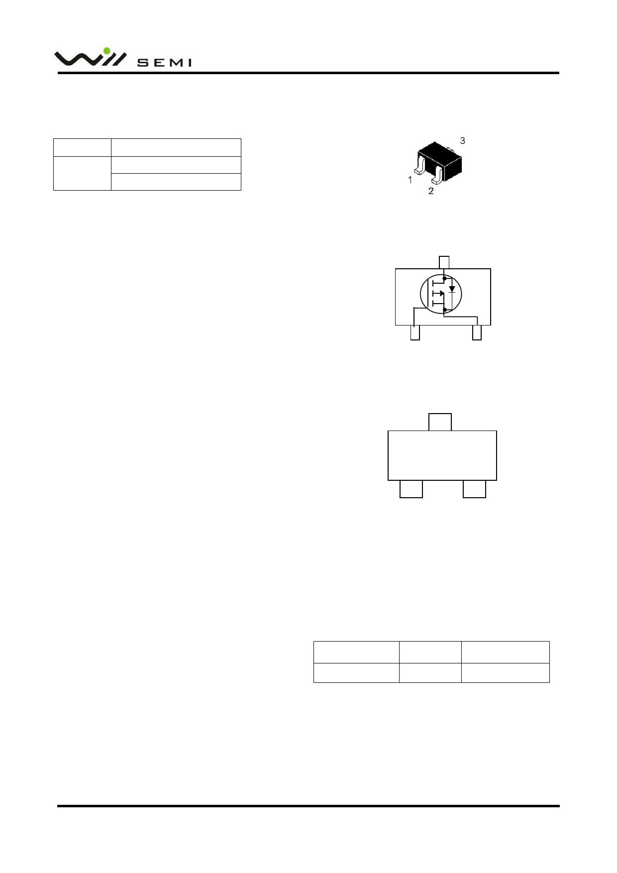 WPM2015 datasheet