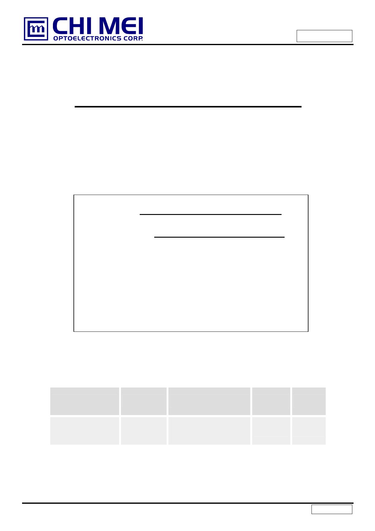 N089A1-L01 دیتاشیت PDF