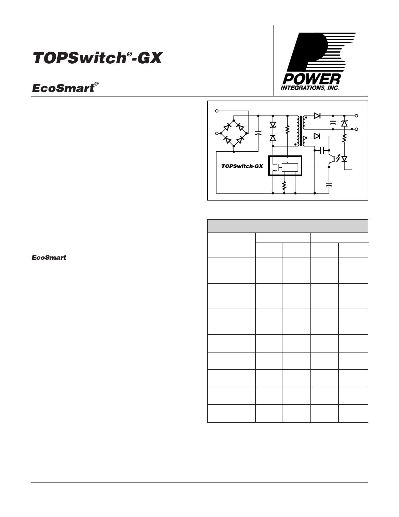 T0P247 datasheet