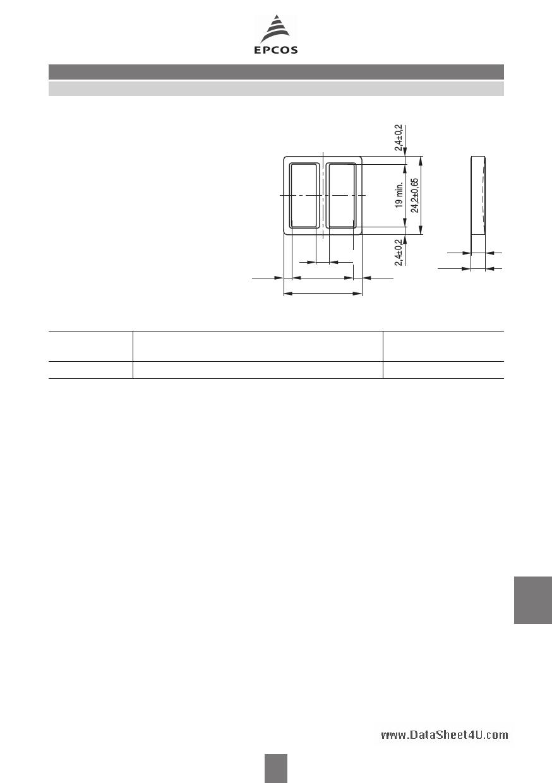 B66426 دیتاشیت PDF