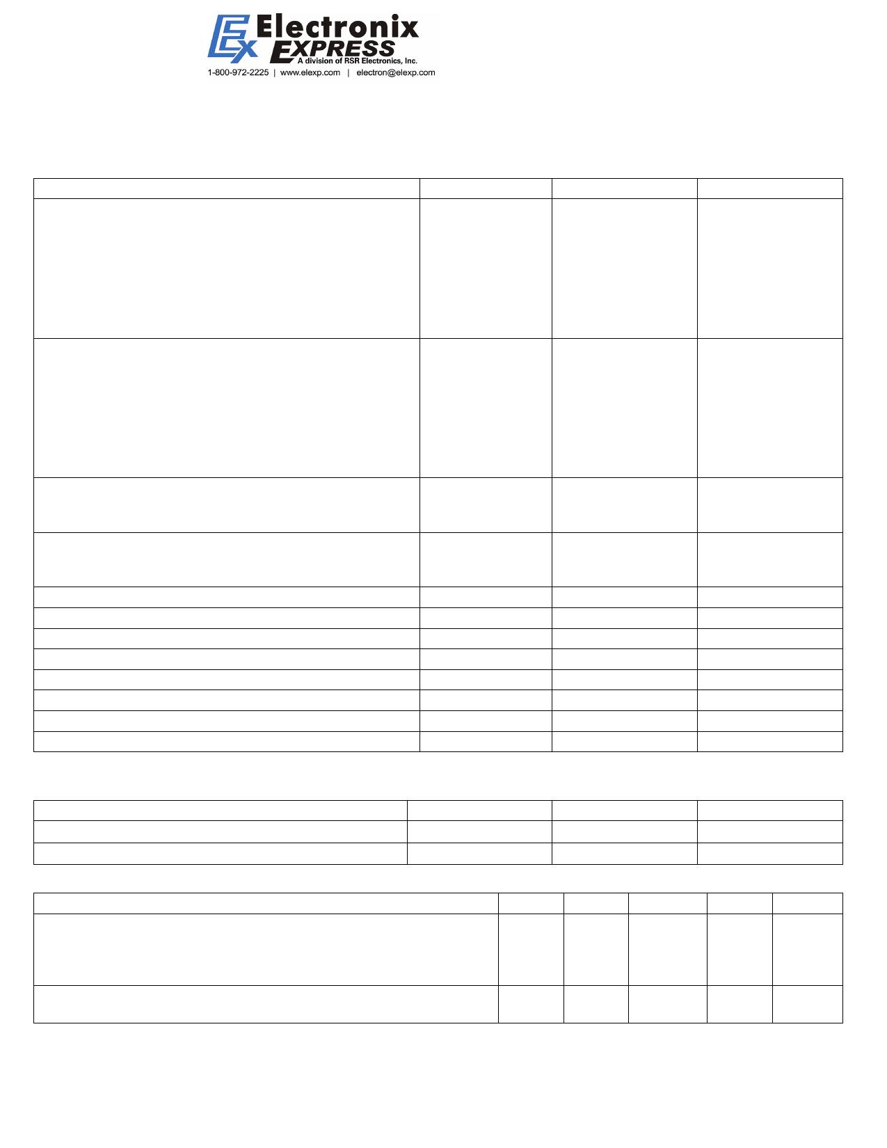 2N6240 دیتاشیت PDF