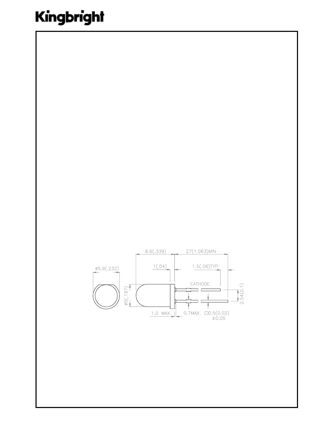 L-53F3BT datasheet