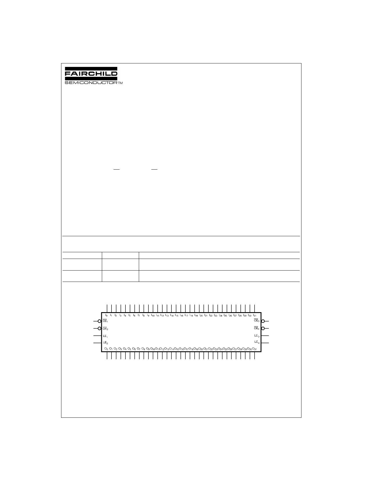 74LVTH32373GX دیتاشیت PDF
