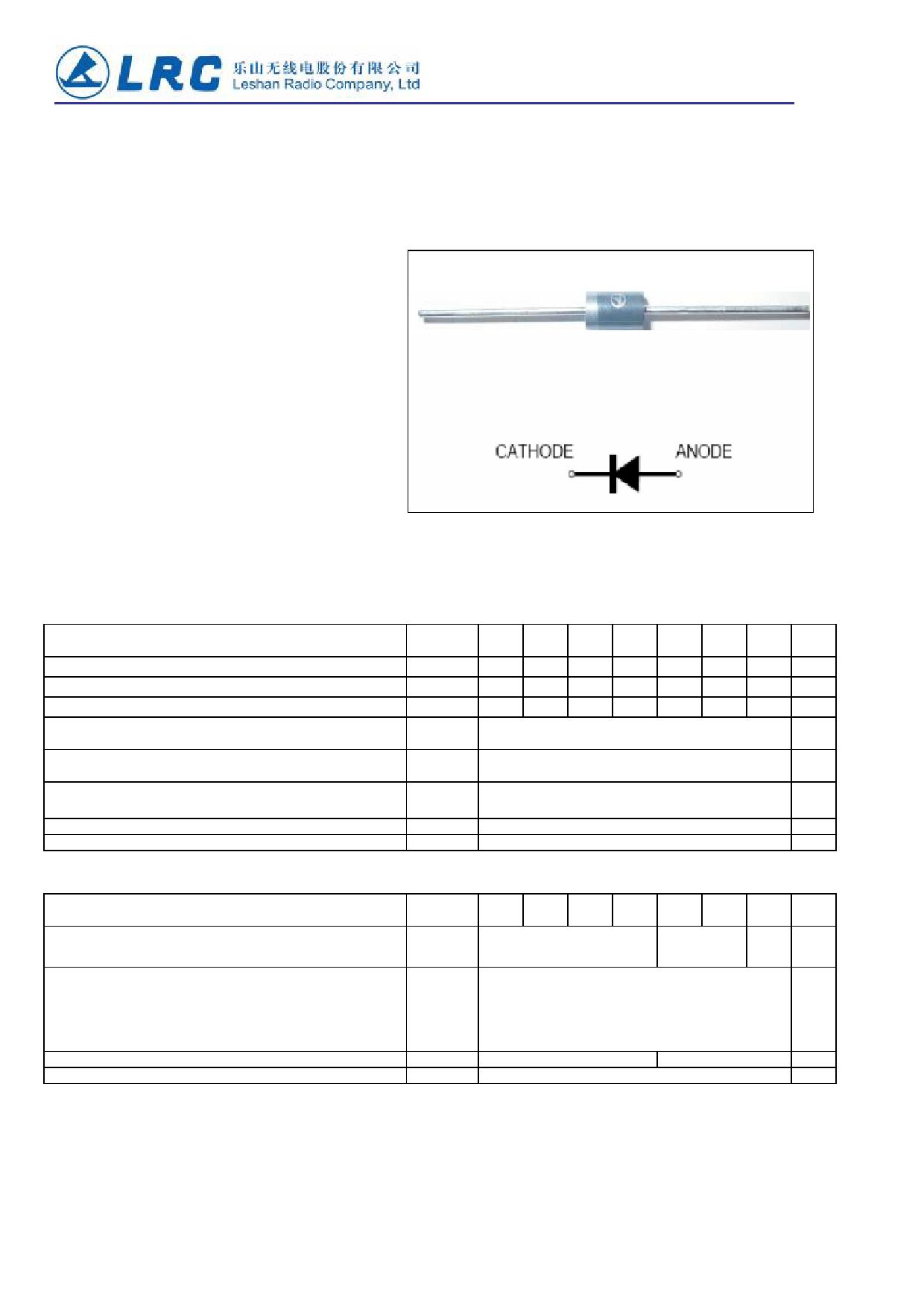 LUR115 Datasheet, LUR115 PDF,ピン配置, 機能