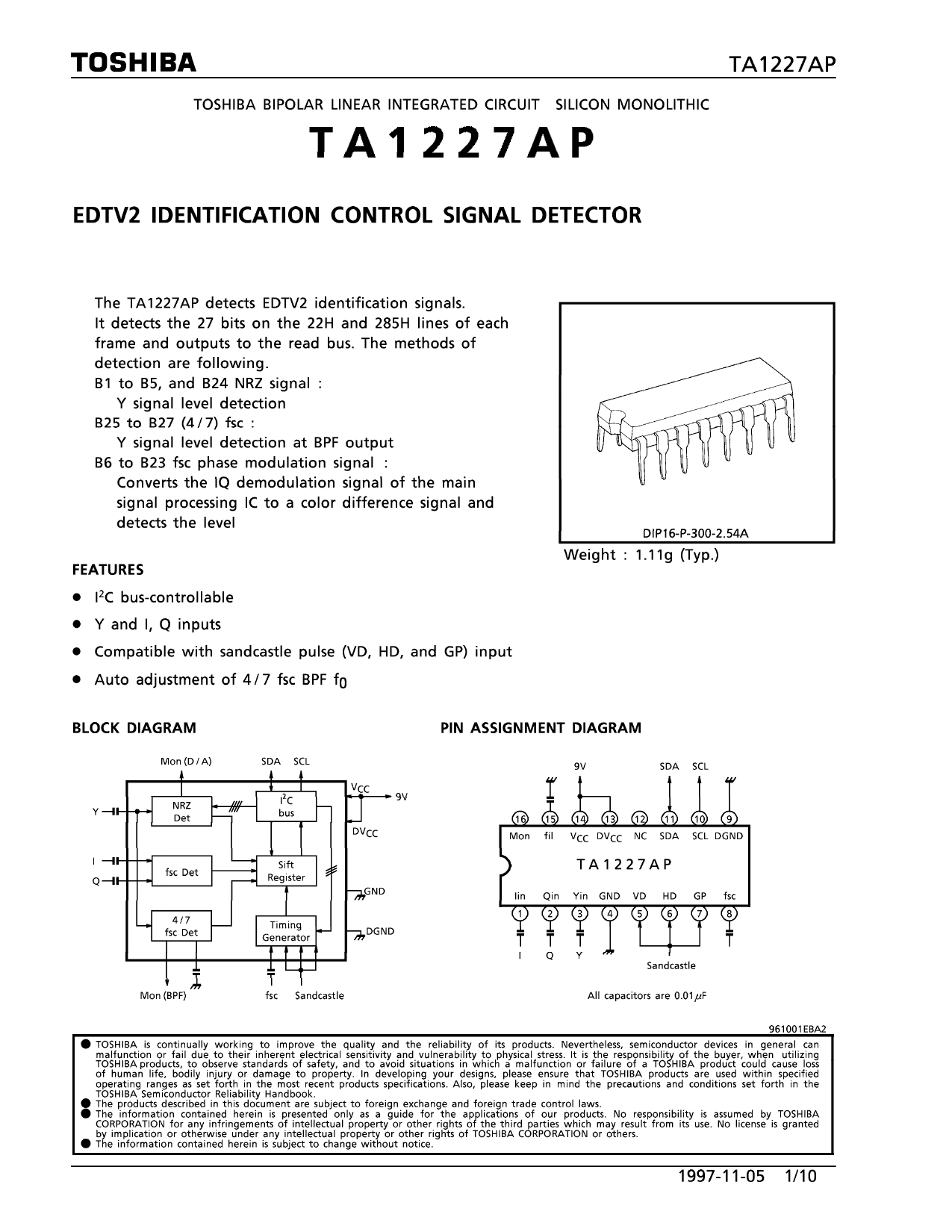 TA1227AP image