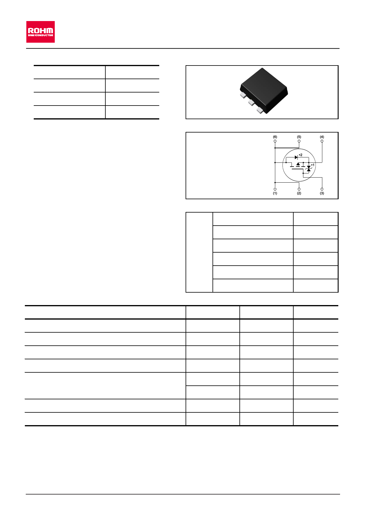 RW1A013ZP Datenblatt PDF
