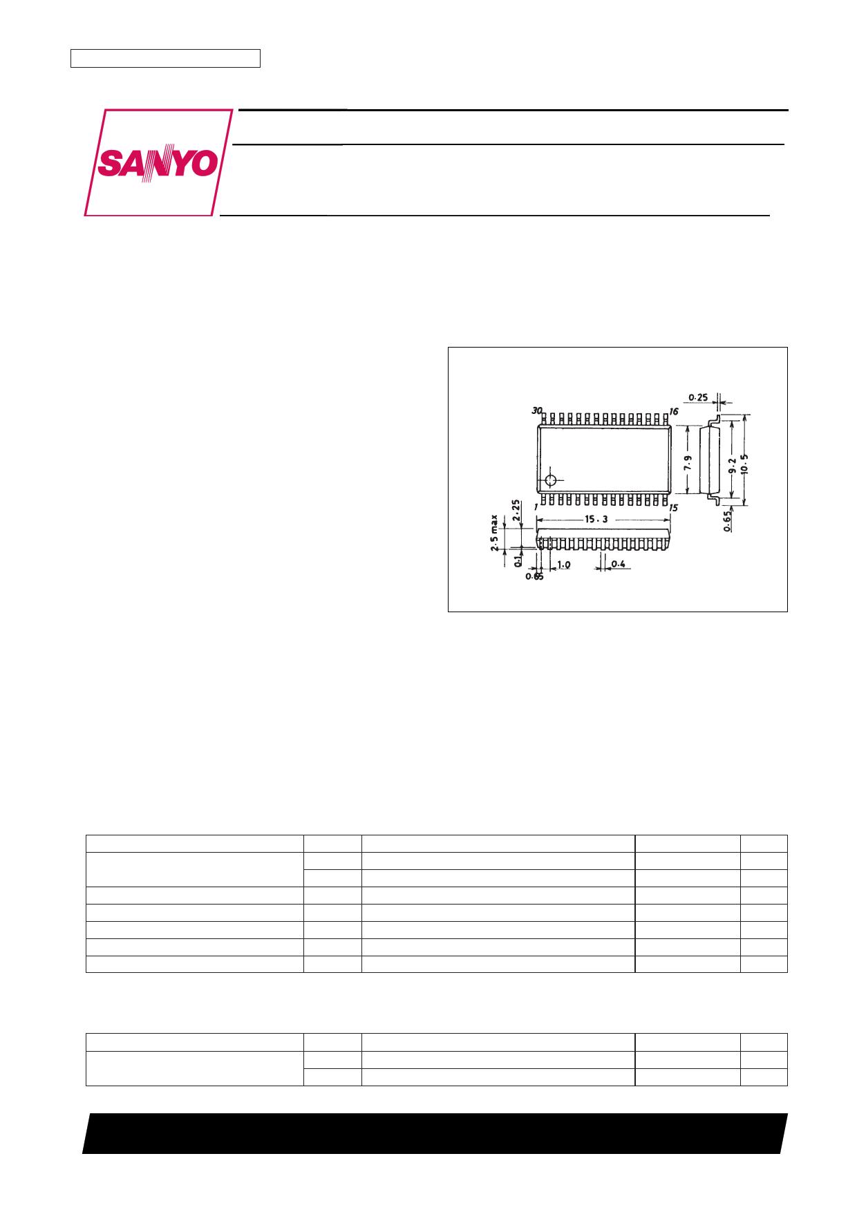 LB1854M datasheet
