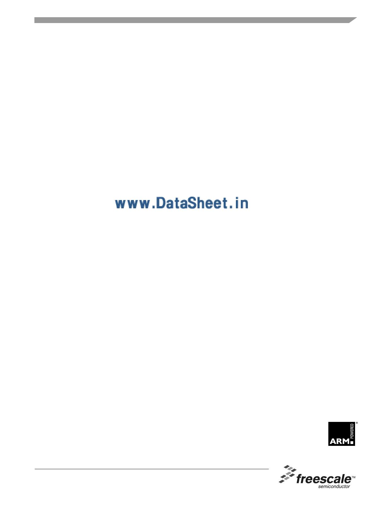 I.MX31L datasheet