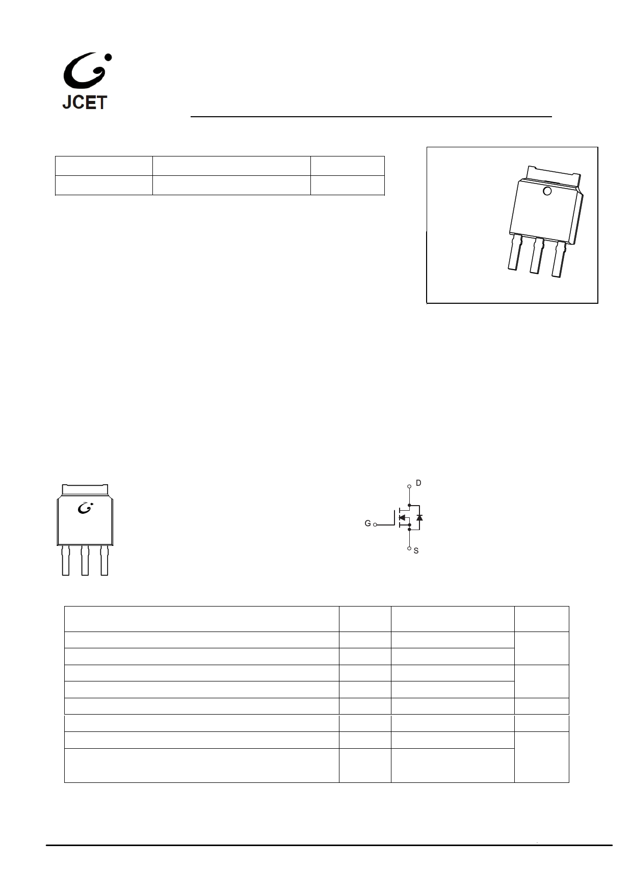 CJD04N60 دیتاشیت PDF