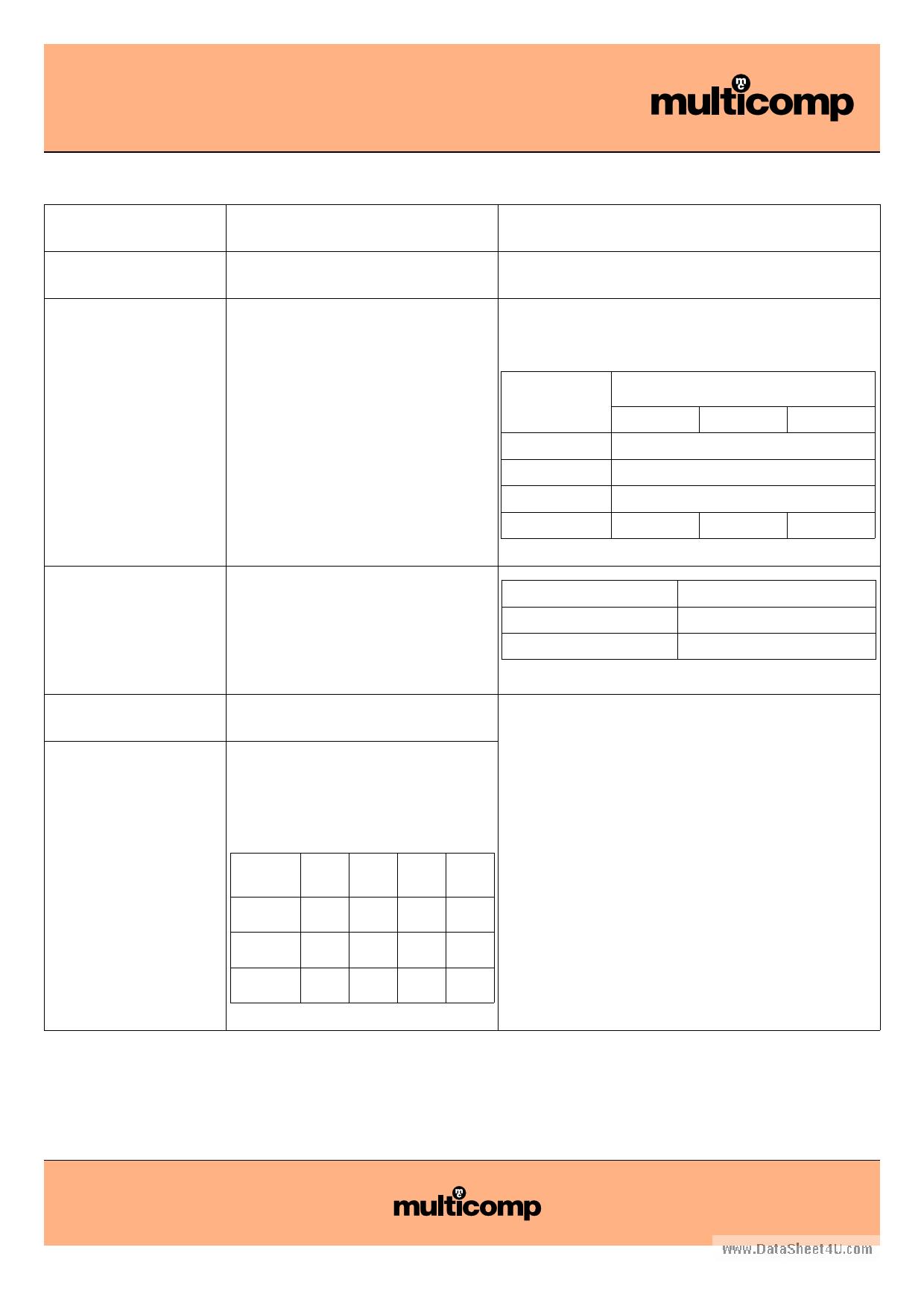 U0805CxxxxxT pdf, 반도체, 판매, 대치품