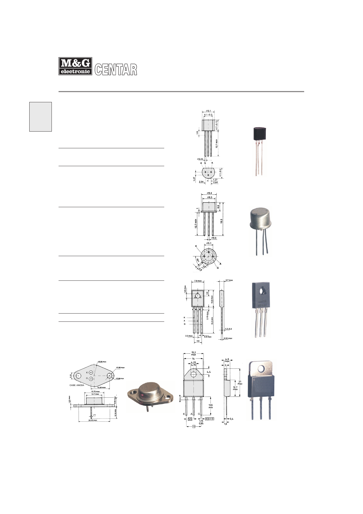 BRX46 Datasheet, BRX46 PDF,ピン配置, 機能