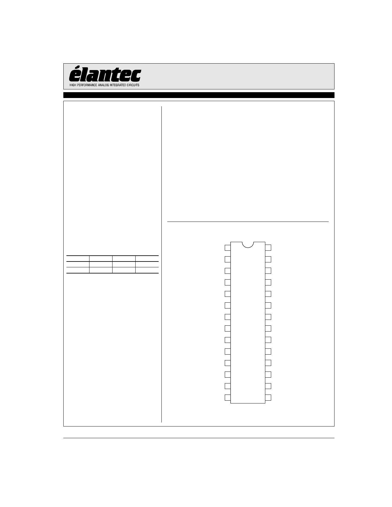 EL4348C دیتاشیت PDF